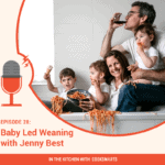 A promo image of Jenny Best of Solid Starts for Cook Smarts Podcast