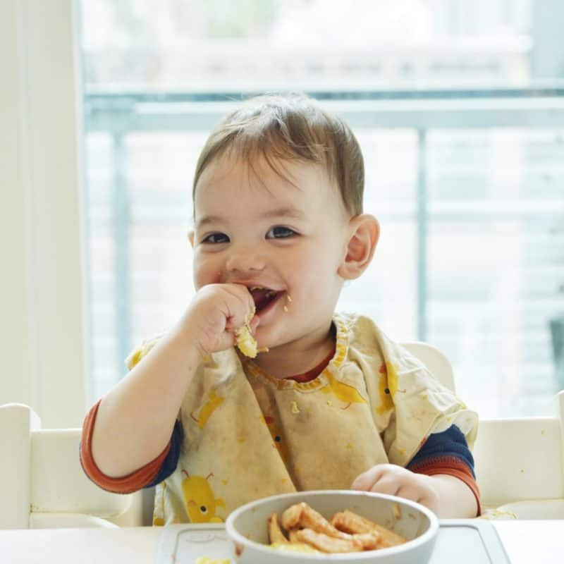 Solid Starts - First Foods for Babies - Introducing Solid Food to Babies
