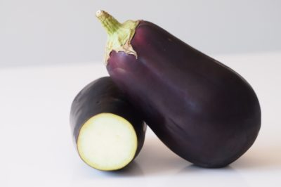 Introducing eggplant to babies